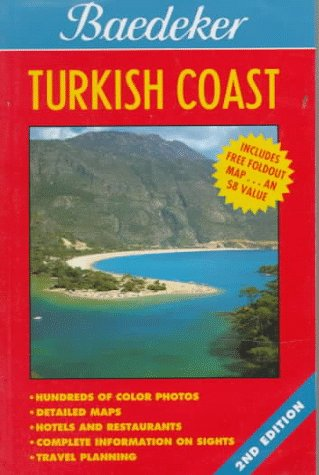 9780028613536: Turkish Coast (Baedeker's Travel Guides)