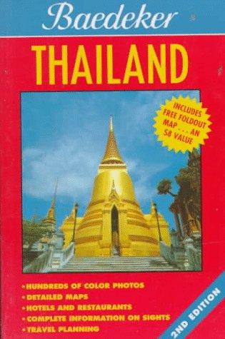 9780028613543: Baedeker Thailand (Baedeker's Thailand)