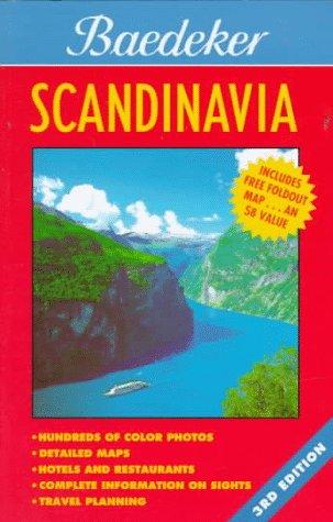 Baedeker Scandinavia: Norway, Sweden, Finland (Baedeker's Scandinavia): Karl Baedeker (Firm);