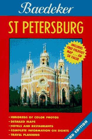 9780028613574: Baedeker St. Petersburg (Baedeker's St Petersberg)