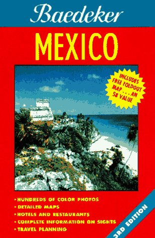 9780028613598: Baedeker Mexico (Baedeker's Mexico)