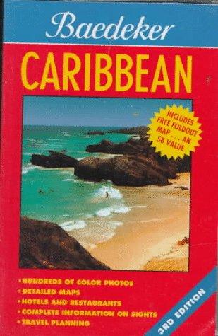 9780028613666: Baedeker Caribbean (Baedeker's Caribbean)