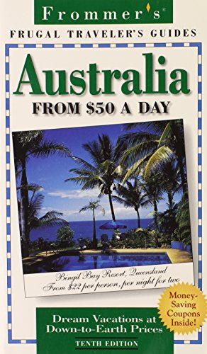 9780028614090: Australia from $50 a Day (Serial)