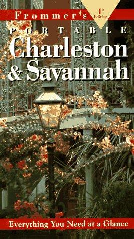 9780028614229: Frommer's Portable Charleston & Savannah