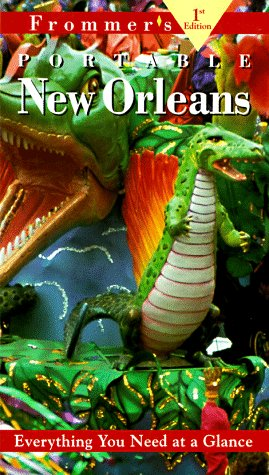 9780028614236: Frommer's Portable New Orleans