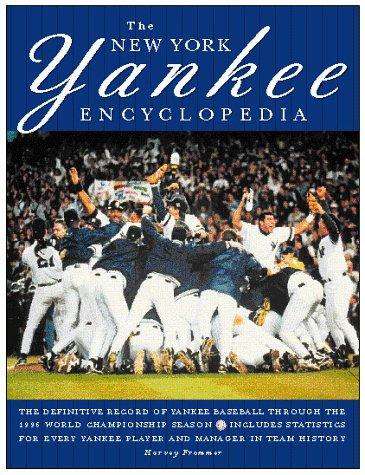 9780028615110: The New York Yankee Encyclopedia
