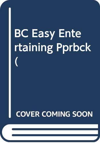 9780028615325: Betty Crocker's Easy Entertaining