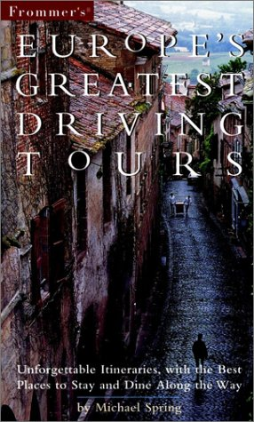 9780028615509: Frommer's Europe's Greatest Driving Tours
