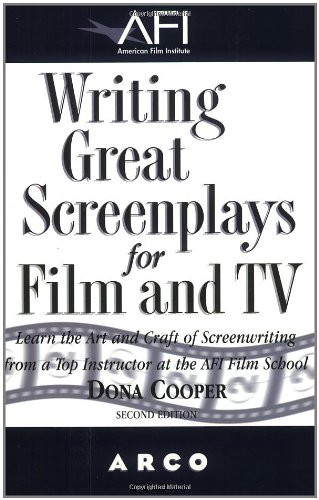9780028615554: Writing Great Screenplays AFI (Writing Great Screenplays for Film and TV)