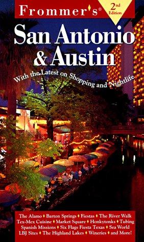 9780028615844: Frommer's San Antonio & Austin (2nd ed)