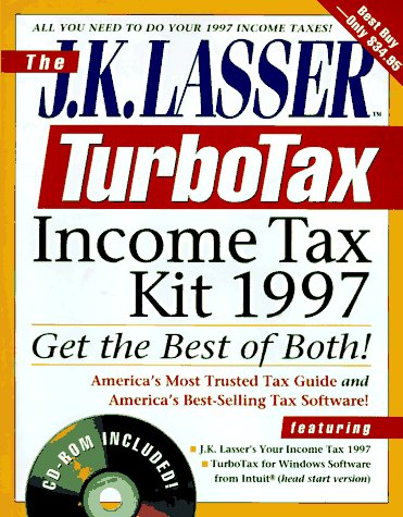 9780028615851: The J.K. Lasser's Your Income Tax 1997 : Get the Best of Both America's Most Trusted Tax Guide and America's Best (FOR TAX YEAR 1996)
