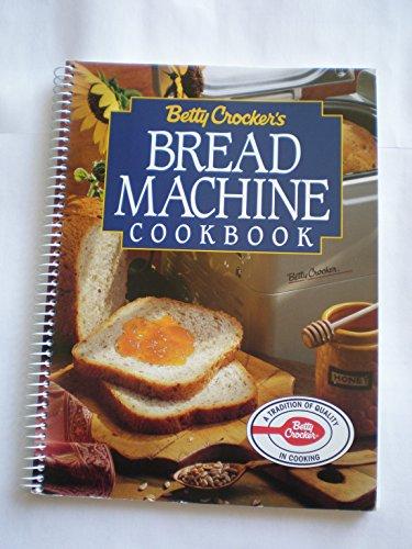 9780028616285: Betty Crocker's Bread Machine Cookbook