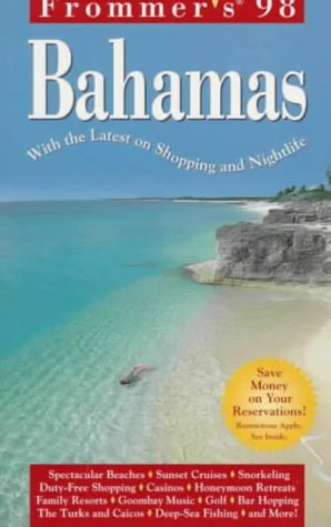 9780028616476: Frommer's Bahamas '98