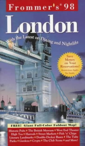 9780028616506: Frommer's Paris '98