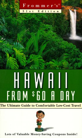 9780028616551: Frommer's Hawaii from $60 a Day (31st Ed)