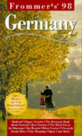 9780028616605: Frommer's Germany '98