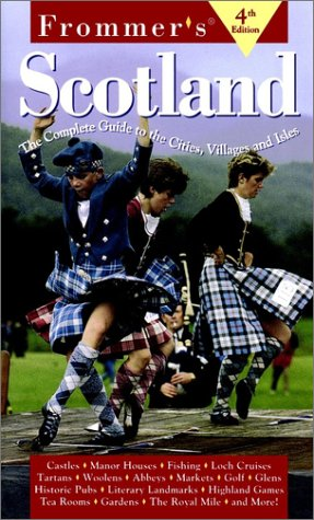 9780028616698: Frommer's Scotland (Frommer's Complete Guides)