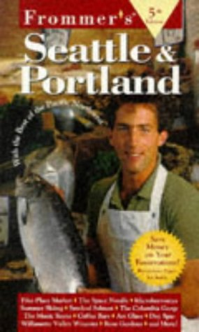 9780028616704: Frommer's Seattle & Portland (5th ed)