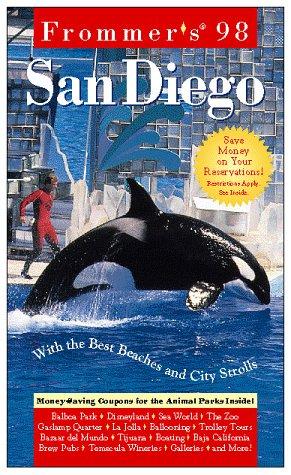 Frommer's San Diego '98 (9780028616711) by Elizabeth Hansen; Suzanne Osborne