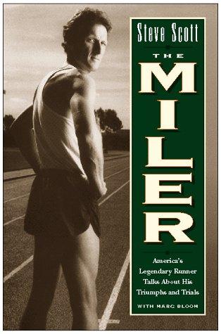 9780028616773: Steve Scott the Miler