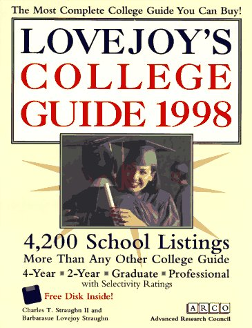 9780028616896: Lovejoy's College Guide