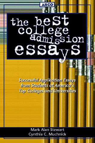9780028616902: The Best College Admission Essays