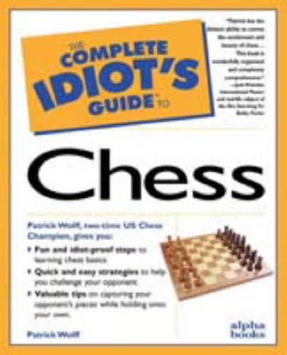 9780028617367: The Complete Idiot's Guide to Chess