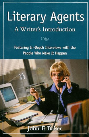 9780028617404: Literary Agents: A Writer's Introduction