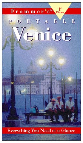 9780028617688: Venice (Frommer's Portable)