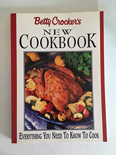 9780028617732: Betty Crockers New Cookbook