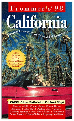 9780028617787: Frommer's California '98