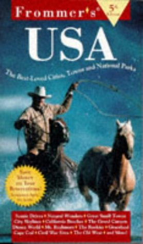 9780028618463: Frommer'S USA (5th Ed.)