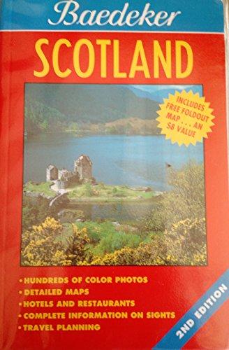 9780028618746: Baedeker: Scotland (Baedeker: Foreign Destinations)