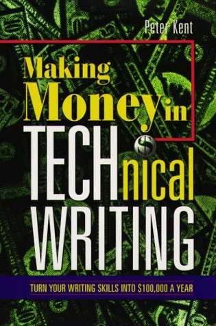 9780028618838: Arco Making Money in Technical Writing