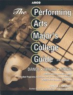 9780028619132: Performing Arts College Guide, 3rd Edition