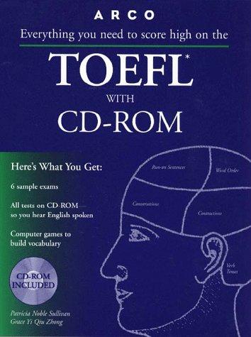 9780028619248: TOEFL W/CD-ROM 8E