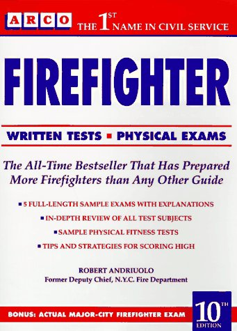 9780028619255: Everything You Need to Score High on Firefighter (Master the Firefighter Exam)