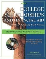9780028619293: College Scholarship 7E Book/Di (Arco College Scholarships & Financial Aid)