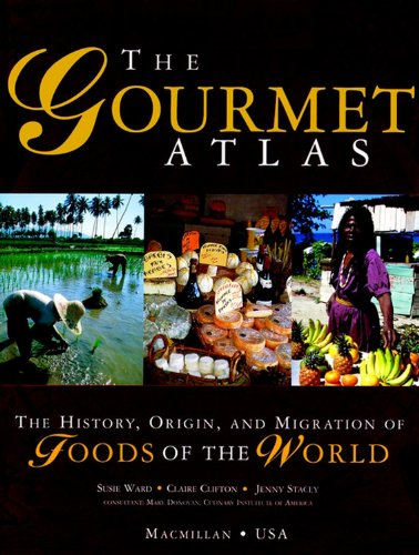 9780028619880: The Gourmet Atlas