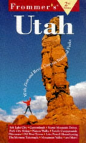 9780028620473: Frommer's Guide to Utah (Frommer's guides)