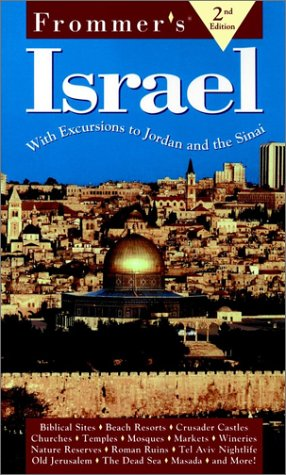 9780028620503: Frommer's Israel '98