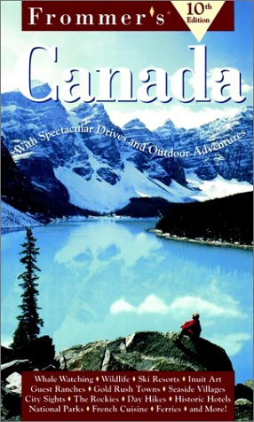 9780028620510: Frommer's Guide to Canada (Frommer's guides)