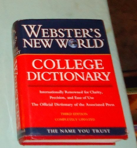 9780028620541: Websters New World College Dictionary 4ED