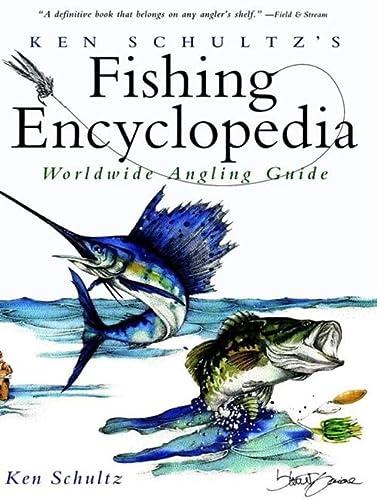 9780028620572: Ken Schultz's Fishing Encyclopedia