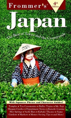 9780028620602: Japan (Frommer's Complete Guides)