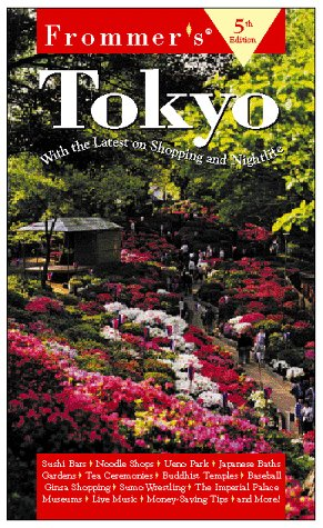 9780028620619: Frommer's Tokyo (Frommer's Complete Guides)