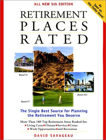 9780028620848: Retirement Places Rated
