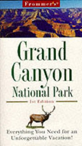 9780028620862: Frommer's Grand Canyon National Park