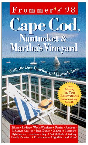 9780028620930: Cape Cod, Nantucket and Martha's Vineyard (Frommer's Complete Guides)