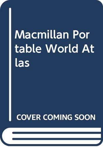 9780028621050: Macmillan Portable World Atlas